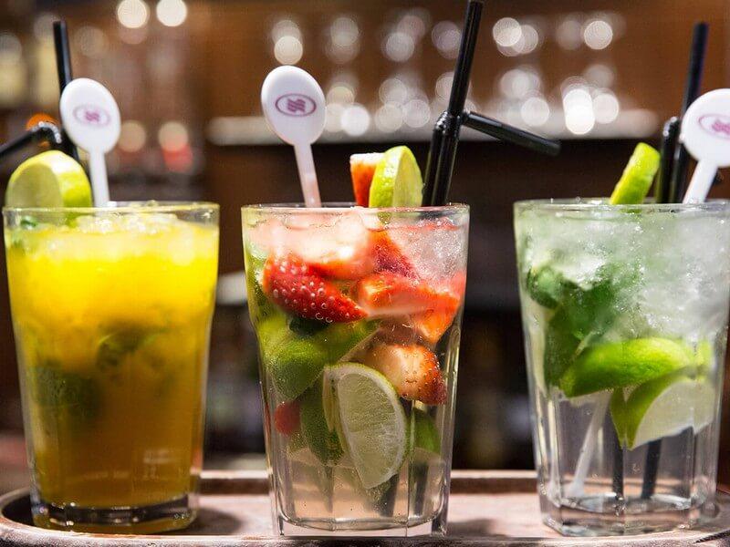 Crowne Plaza Cocktails