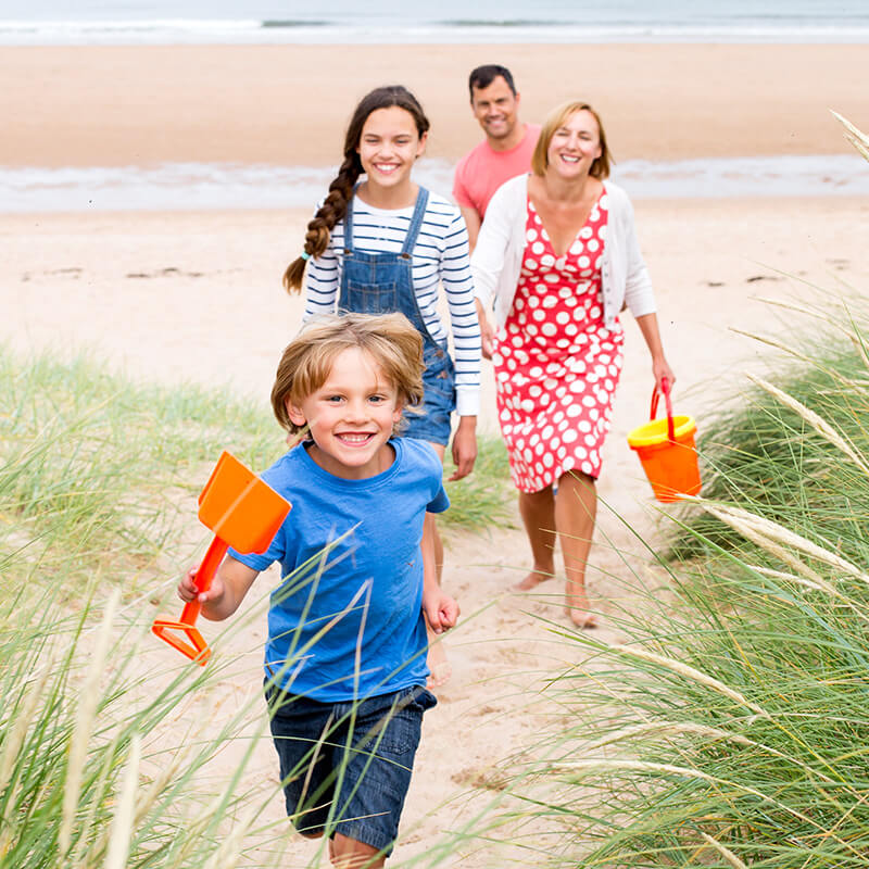 Family Beach Offer