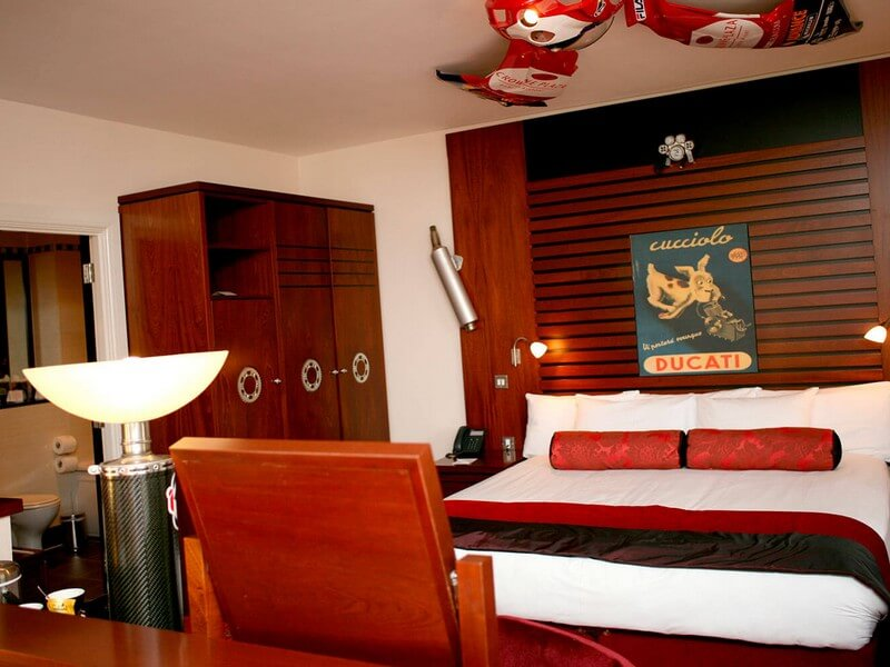 Ducati Bedroom