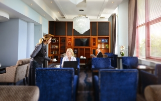 Dublin Airport Hotel Business Club